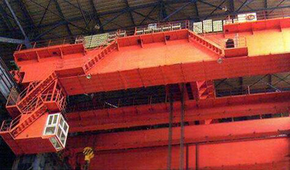 double-girder bridge crane