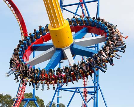Big Pendulum Ride for sale