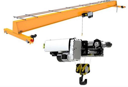 Single-Girders Overhead Crane