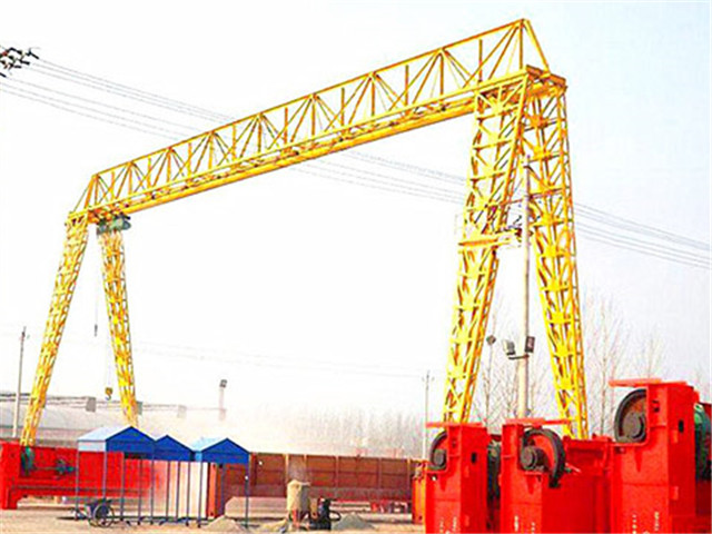 Buy A 5 Ton Gantry Crane in China