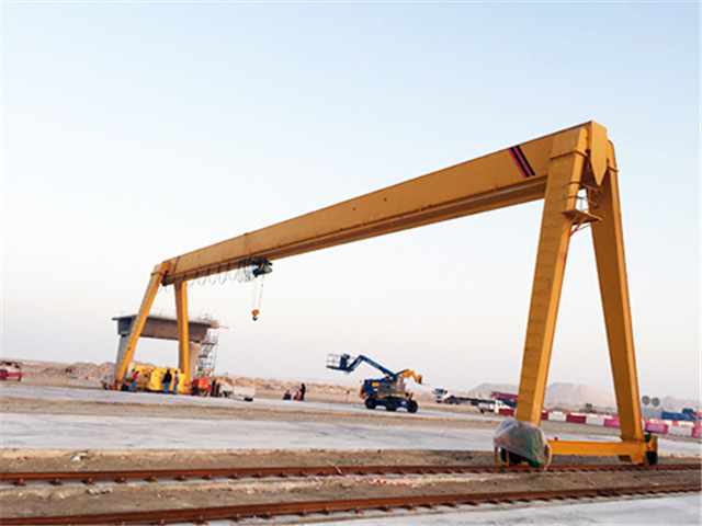 Gantry crane single manufacturers