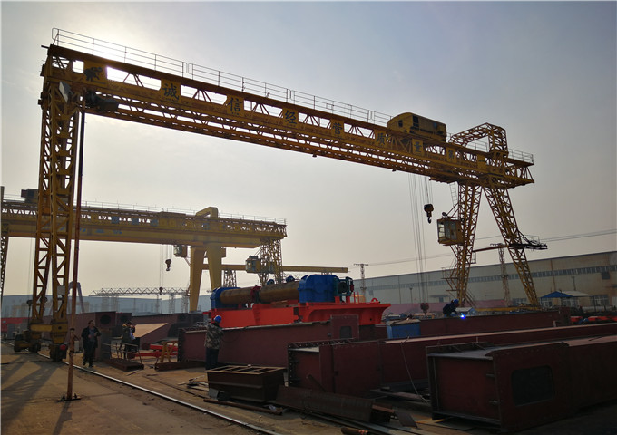 Sale of  gantry crane 10 tons from China