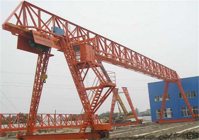 Price truss gantry crane for sale