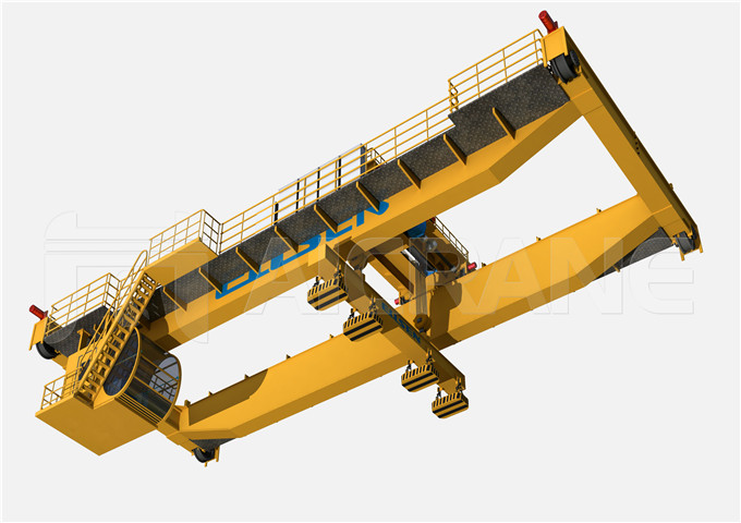Buying overhead crane magnetic for sale