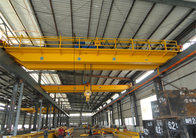 Order double girder crane bridge factory price